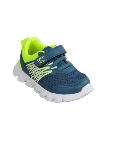 Cool Spor Ayakkabı Petrol